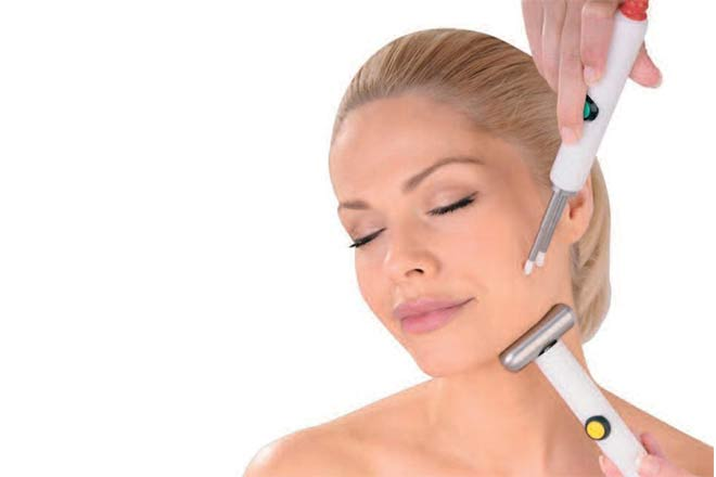 CACI Non surgical Face Lift - Magic Nails Newport